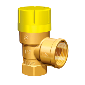 Предохранительный клапан 3/4″ X 1″ — 3 бара