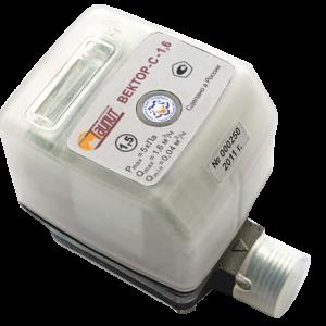 Счетчик газа бытовой «Вектор-С» G 1,6