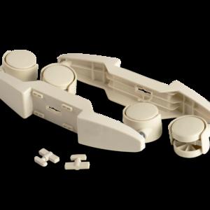 Комплект ножек (2 шт.) для электрических конвекторов Noirot