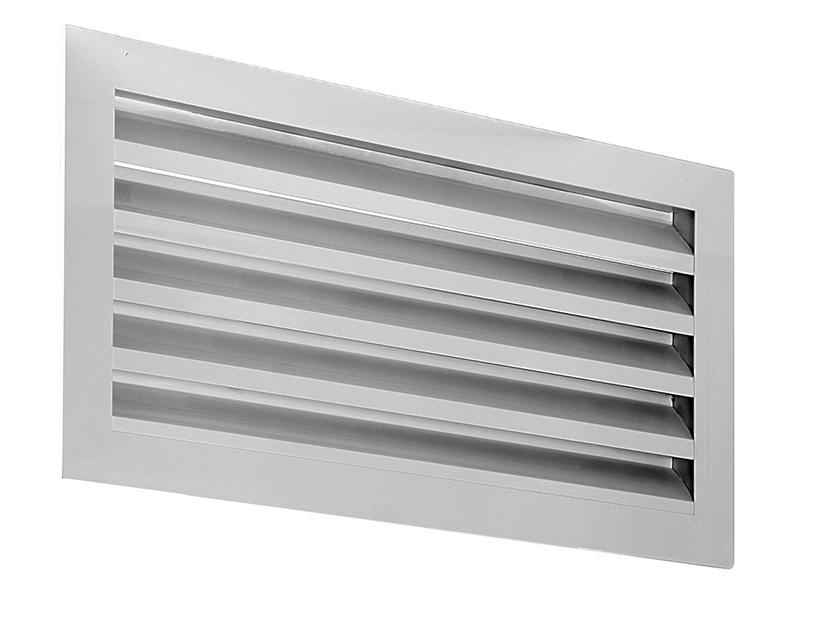 ВРНа-2 - решетка вент. наружн. установки усиленная 2000*1000(h), RAL9016