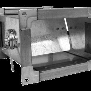 Воздушный клапан для прямоугольных воздуховодов Shuft серии DRr-H 150×250