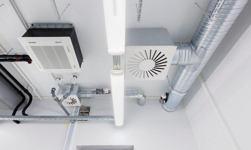 Профессиональная подготовка проектов вентиляции и кондиционирования