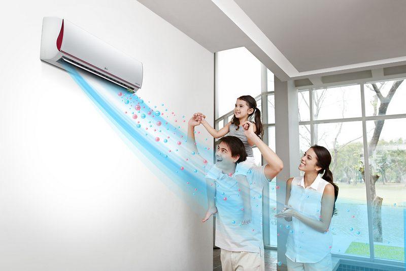 Преимущества использования систем кондиционирования и вентиляции воздуха